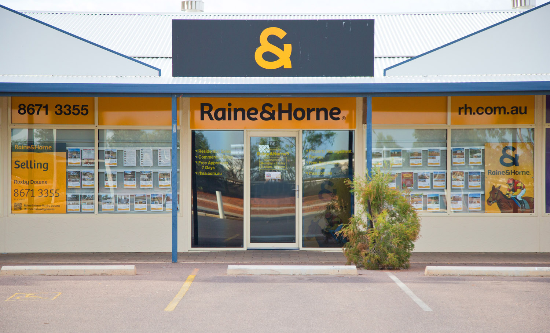 Raine & Horne Roxby Downs Office