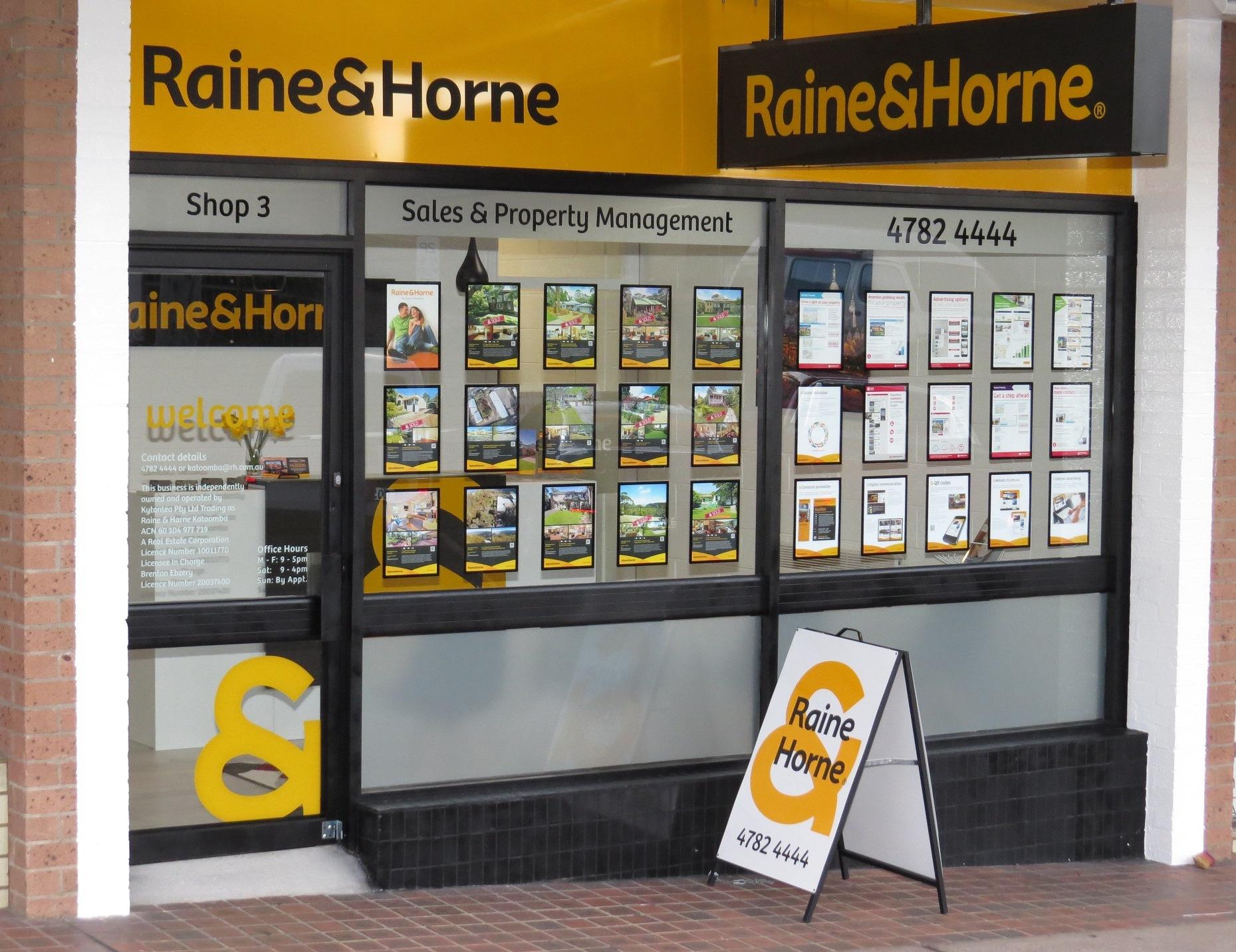 Raine & Horne Katoomba