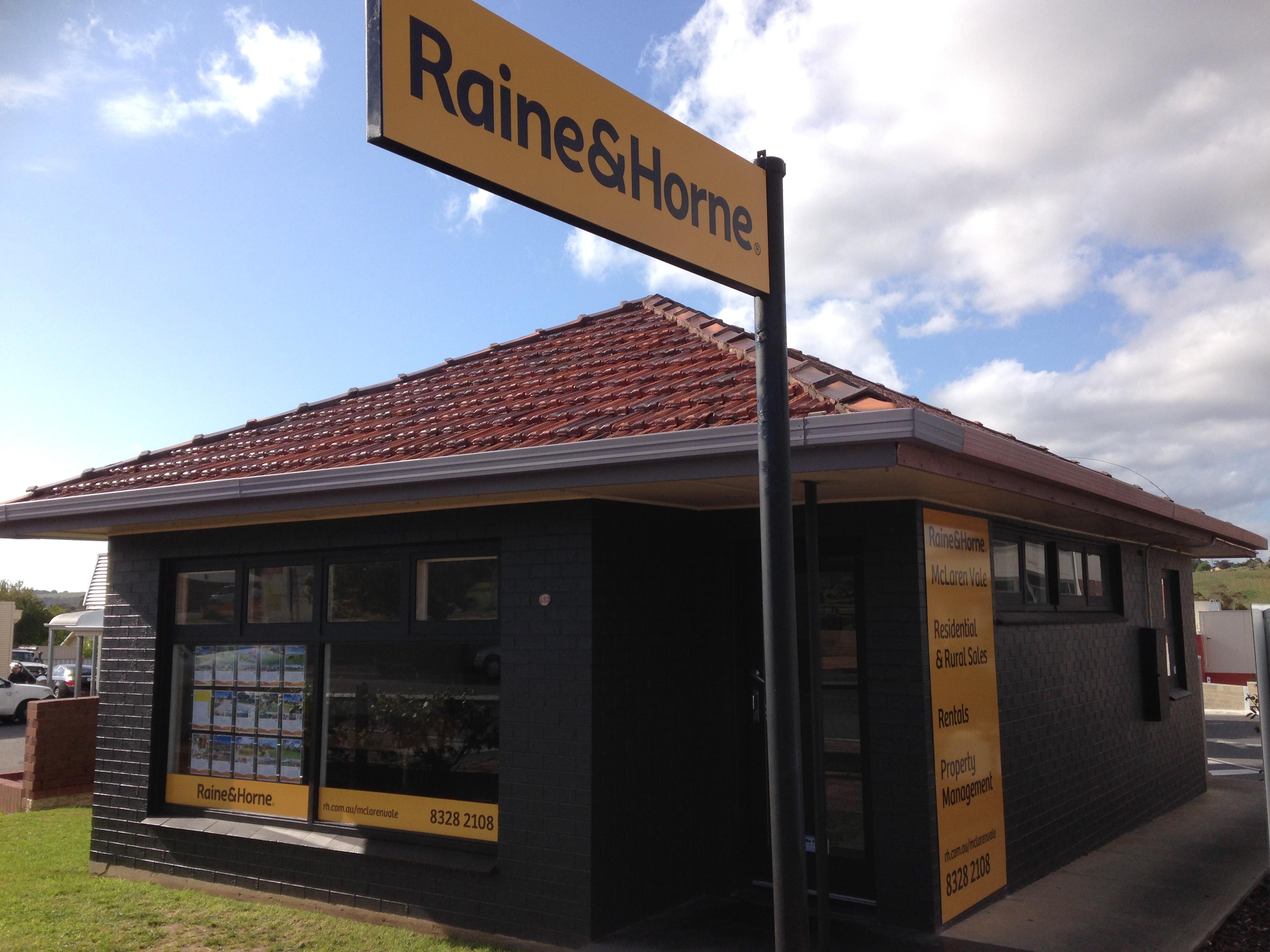 Raine & Horne McLaren Vale
