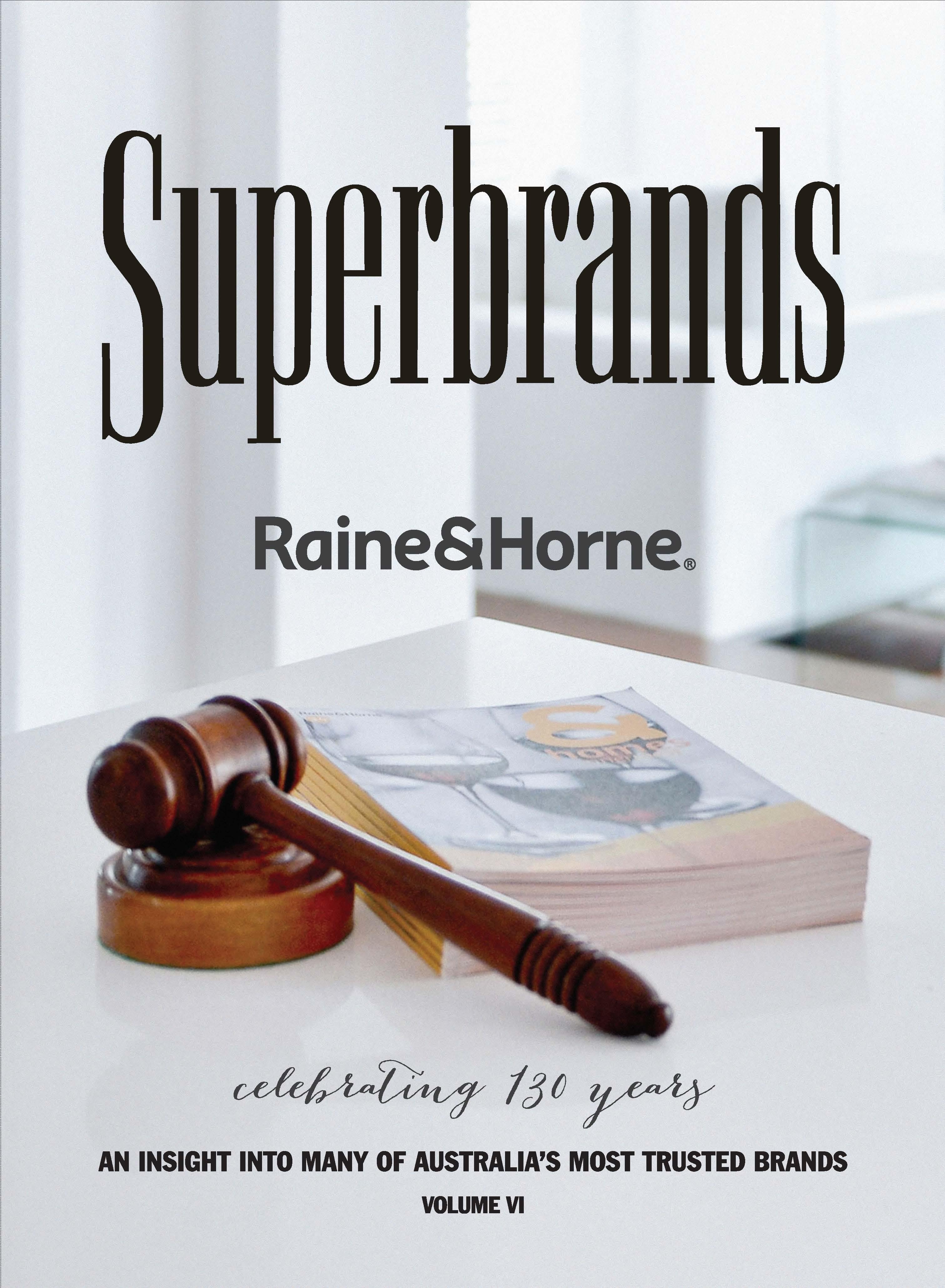 Raine & Horne Superbrands