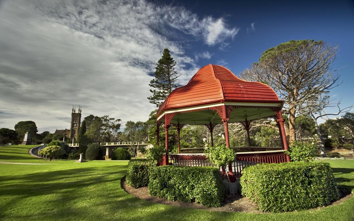 Strathalbyn Rotunda