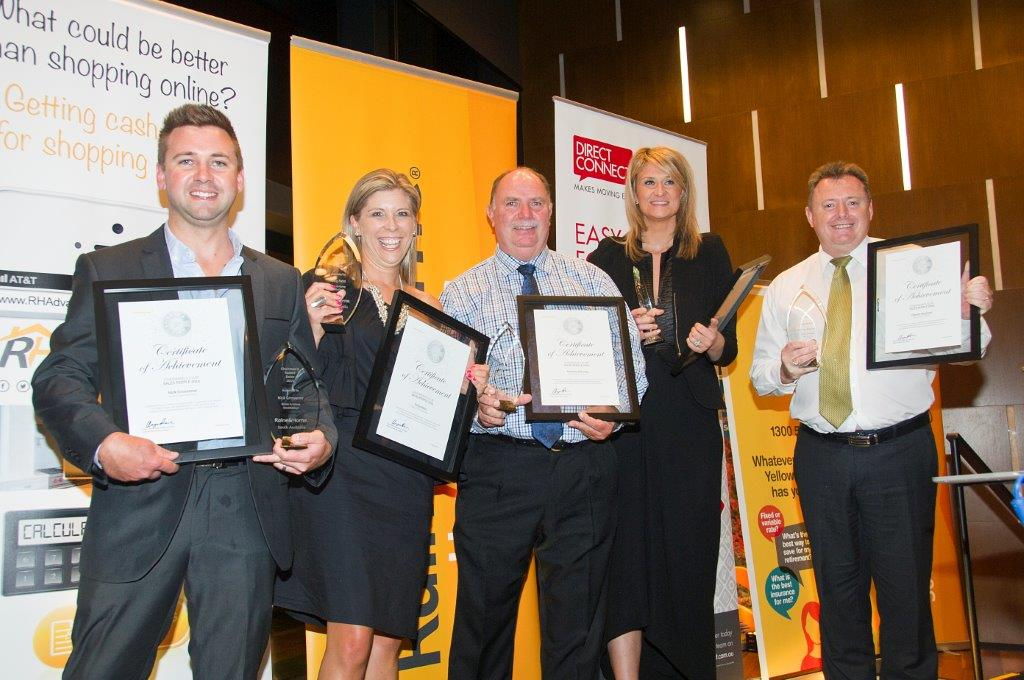 Raine & Horne SA State Awards