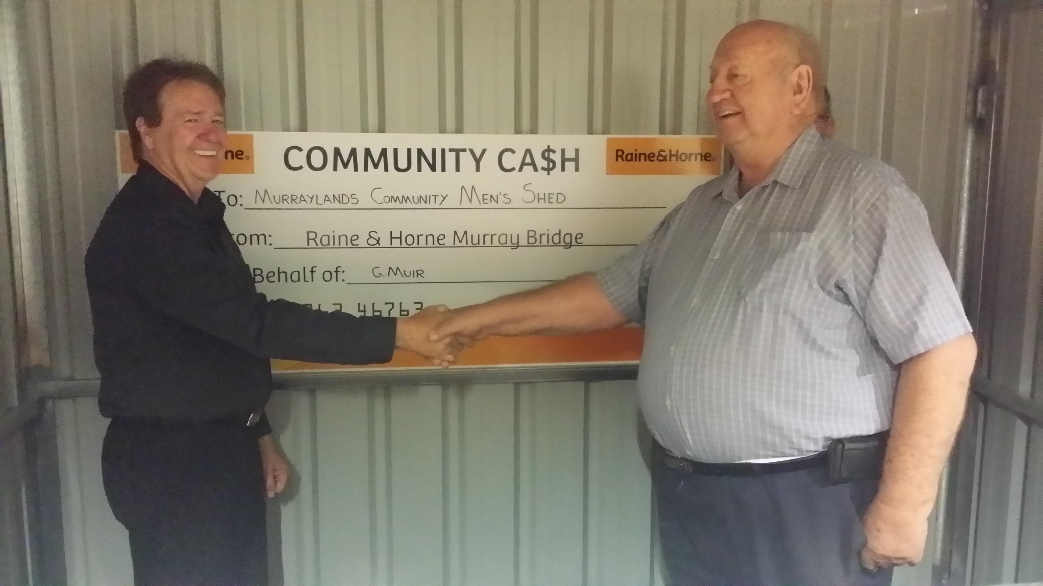 Community Cash - Murray Bridge Fun RUn