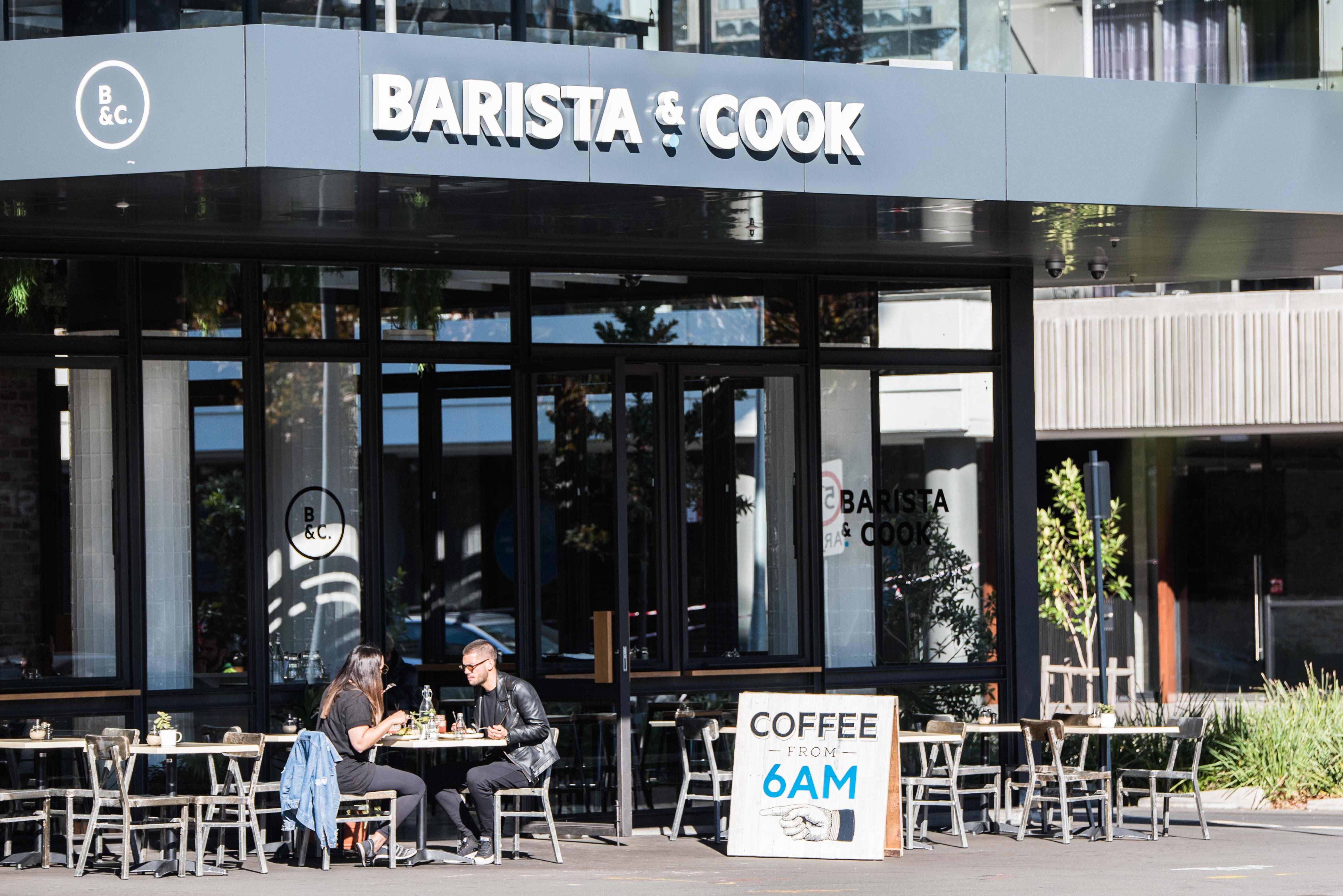 Barista & Cook Cafe Waterloo