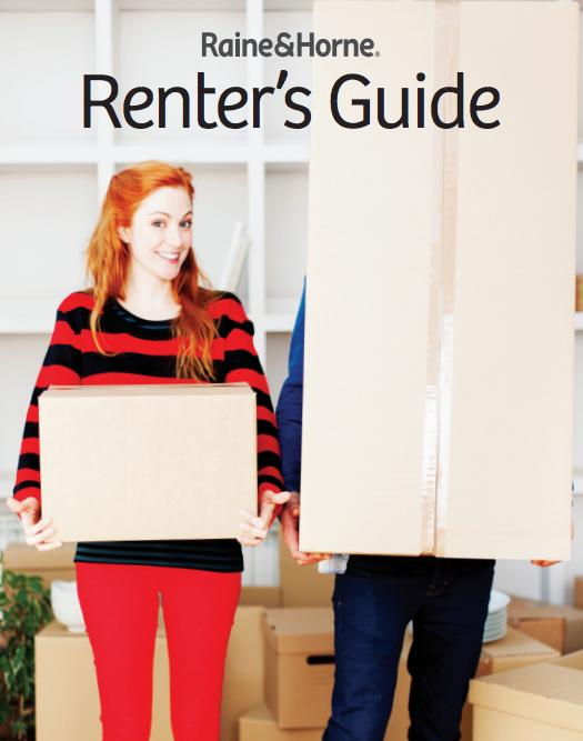 Raine & Horne Renters Guide