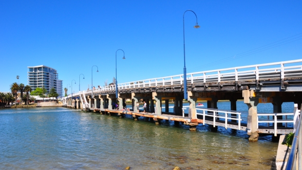 Mandurah Old Bridge
