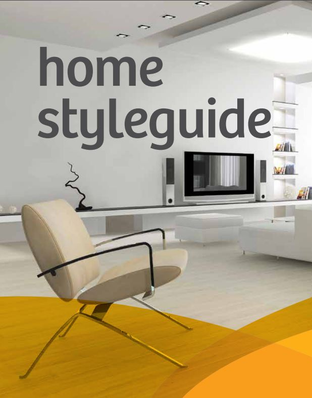 Home Style Guide