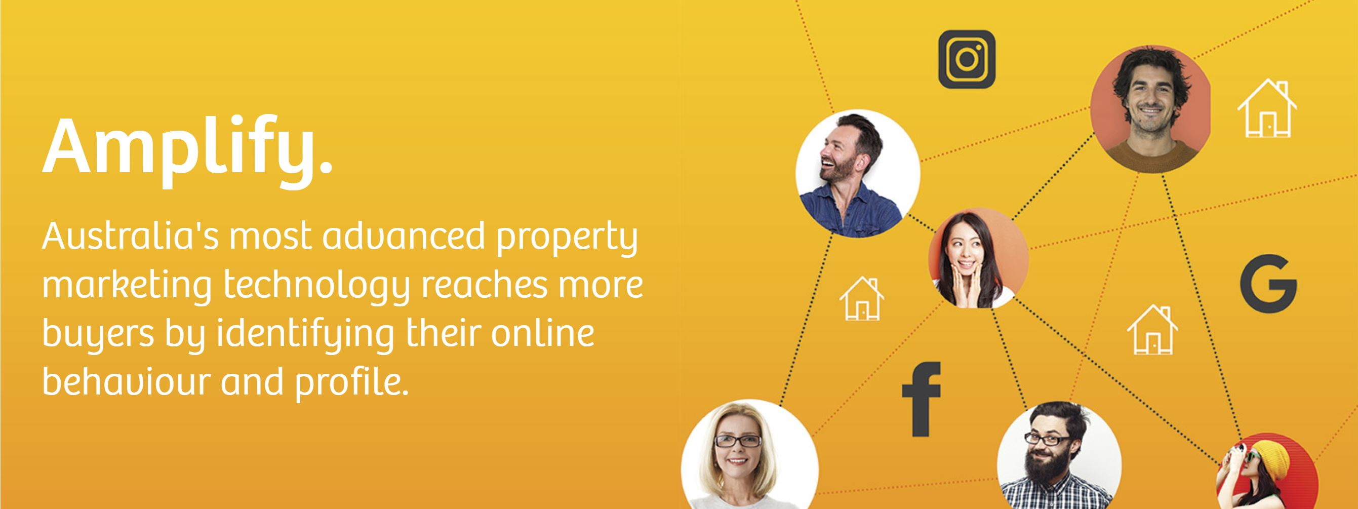 Amplify: Australia's most advanced property marketing technology