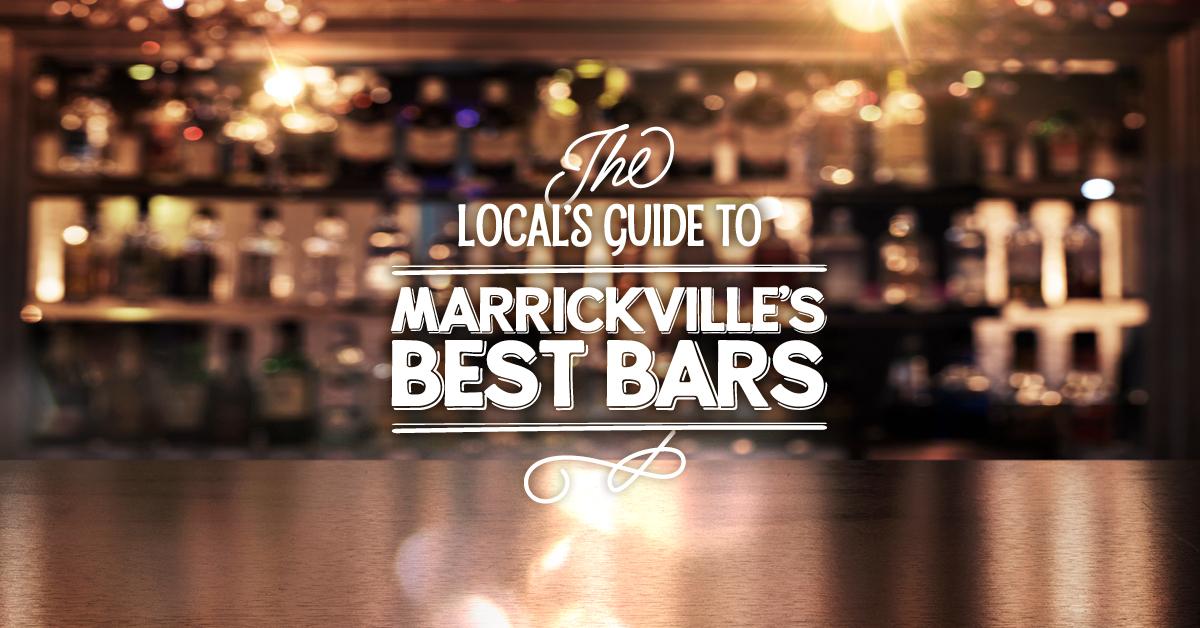 The local's guide to Marrickville's best bars by Raine&Horne Marrickville