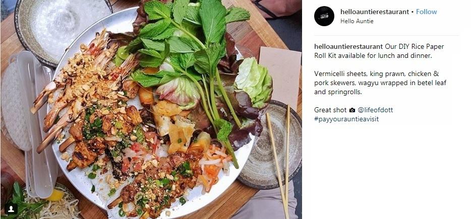 Hello Auntie - Modern Vietnamese in Marrickville