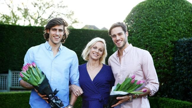 The Mosman family home of the Stenmark twins sells