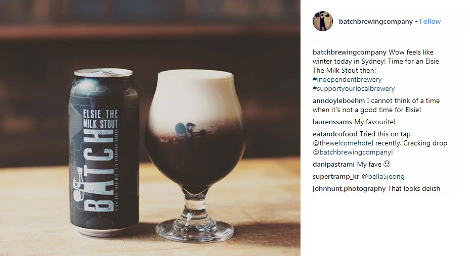 Batch Brewing Company Marrickville