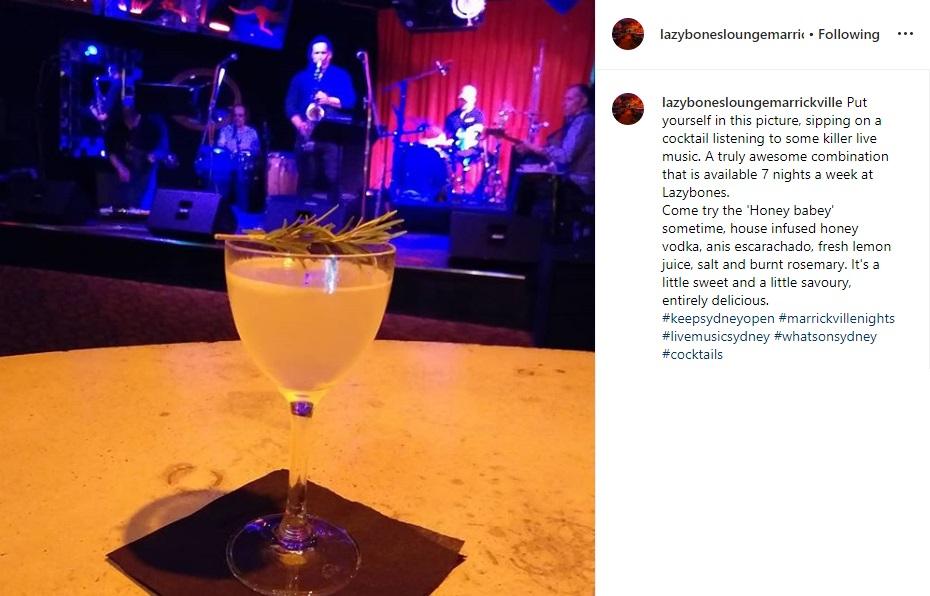 LazyBones Lounge - Marrickville Bars