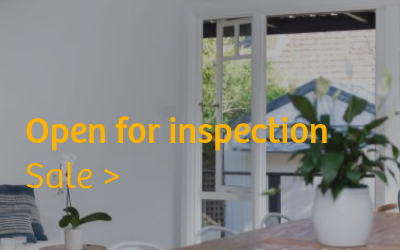 Sale - Open for Inspection