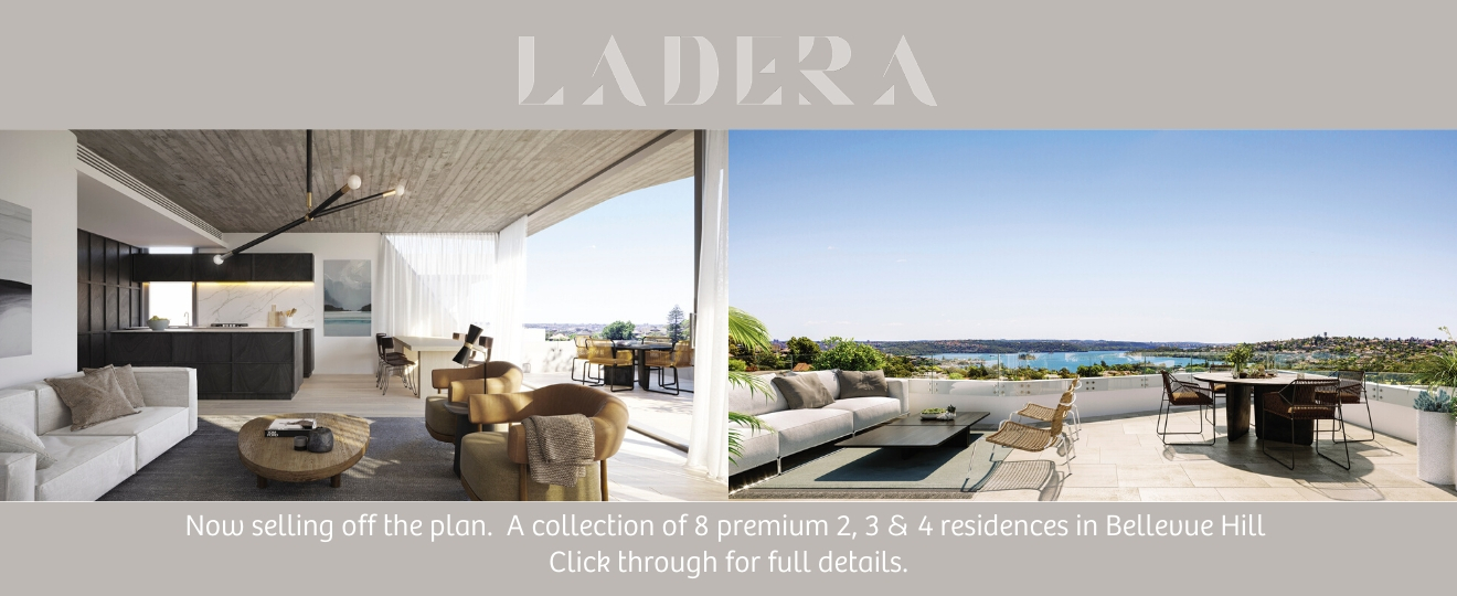 Ladera 20A Benelong Crescent Bellevue Hill