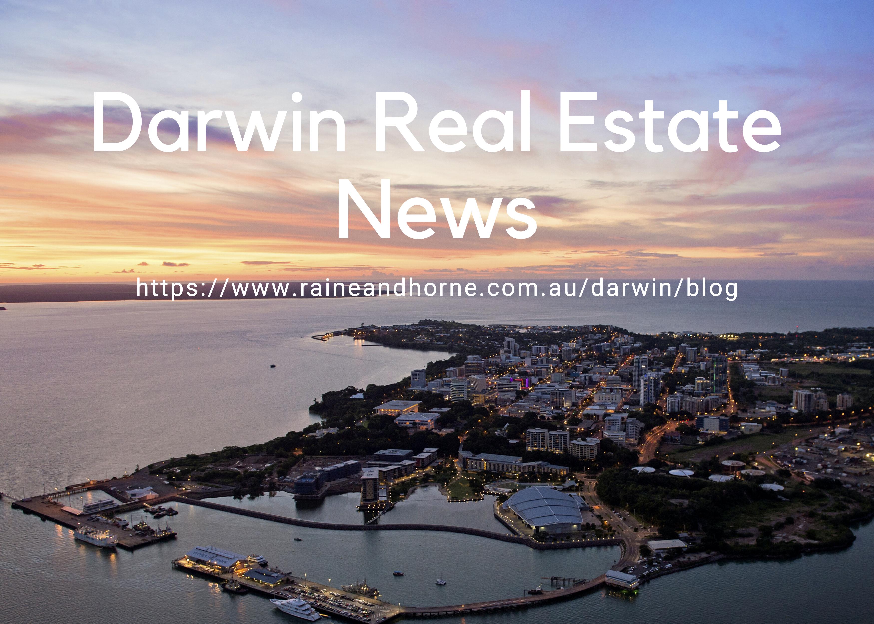 Raine & Horne Darwin Real Estate News