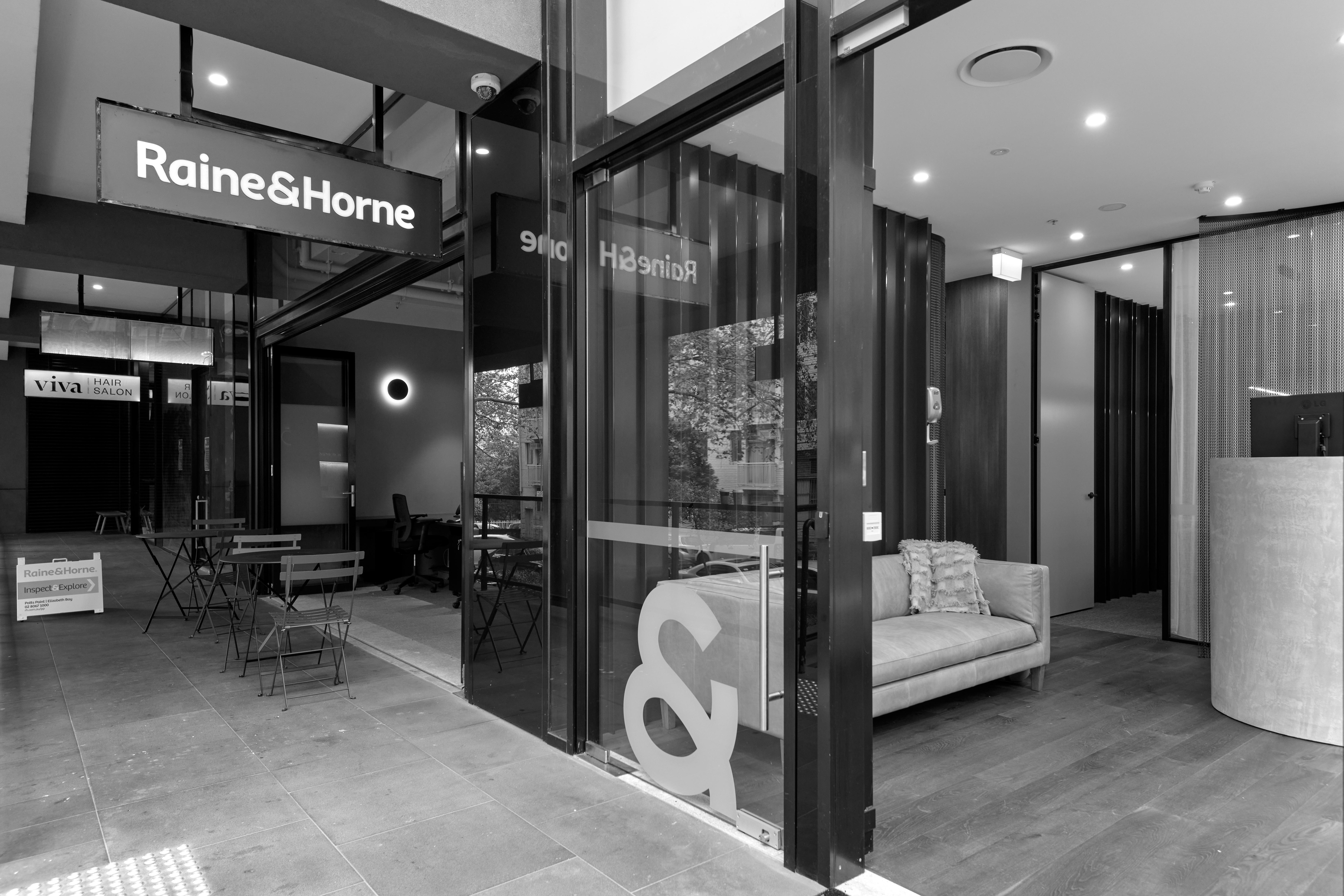 Raine & Horne Potts Point Real Estate Agency