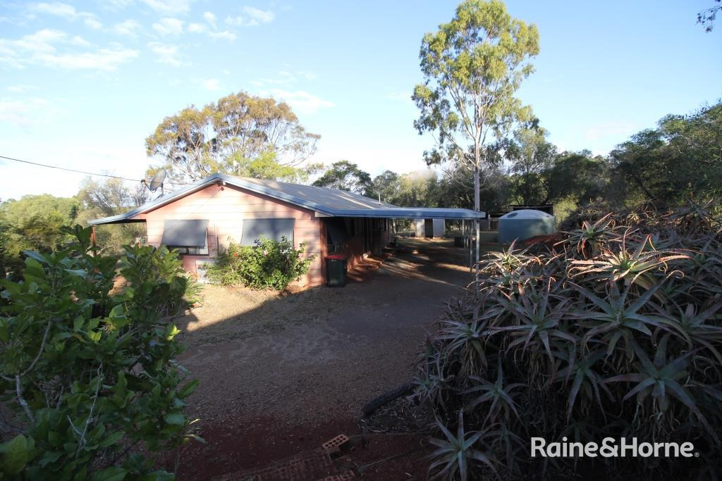 Unique Lifestyle Opportunity - 59 Buckland Road South Nanango
