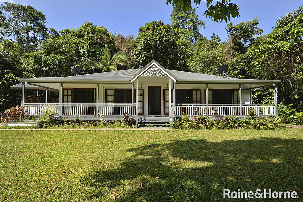 142 Old Foresty Road Whyanbeel- Listed By Renae Mous Raine & Horne Mossman Port Douglas