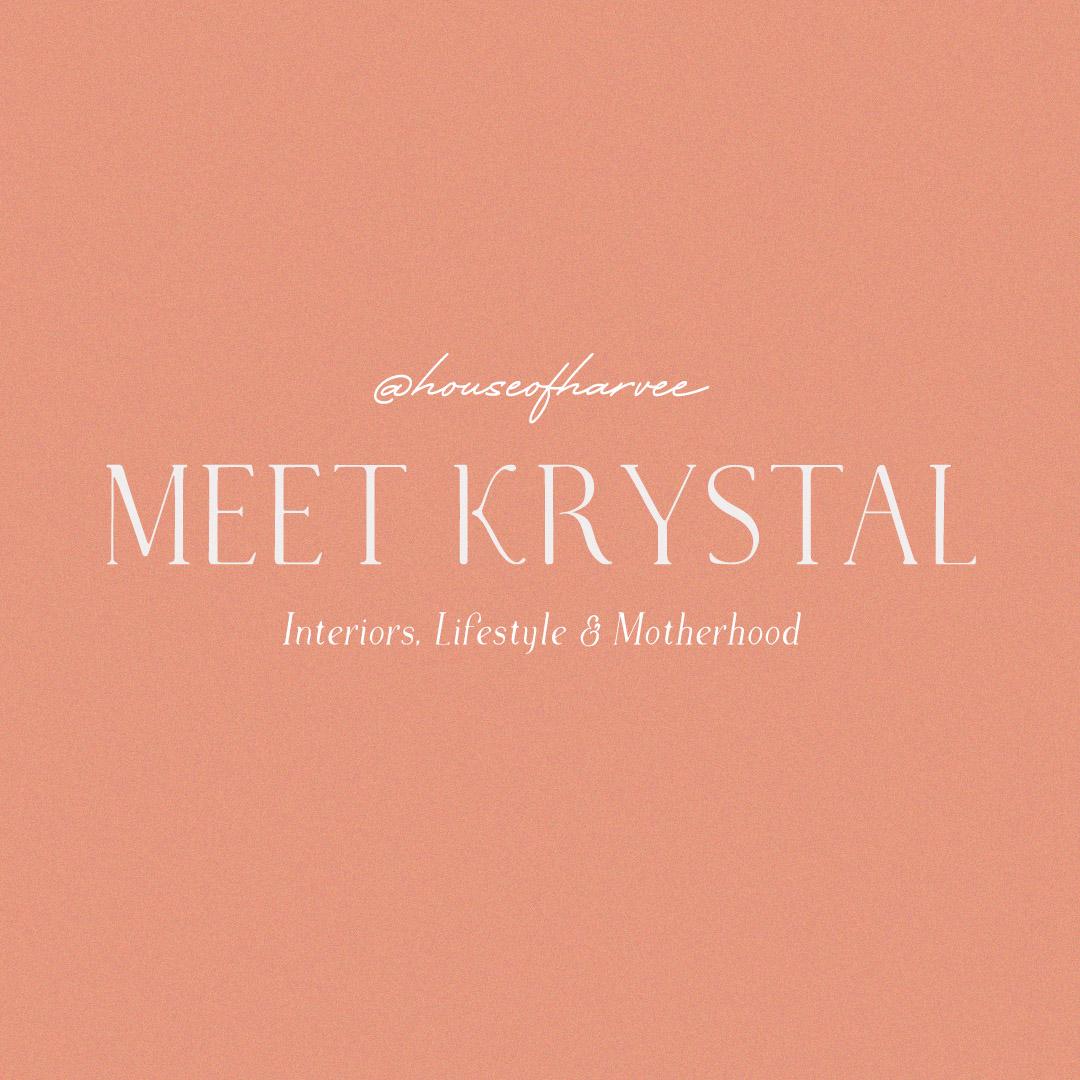 Meet Krystal Giardina @houseofharvee best real estate agent in Brunswick
