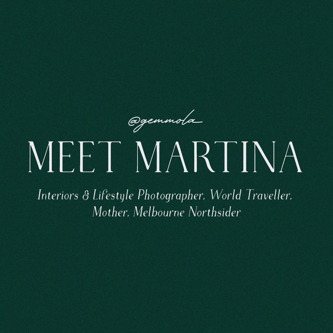 Martina Gemmola real estate agent in Brunswick