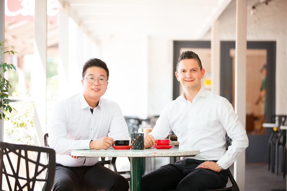 Jacky Ye Yang & Constantine Pappas