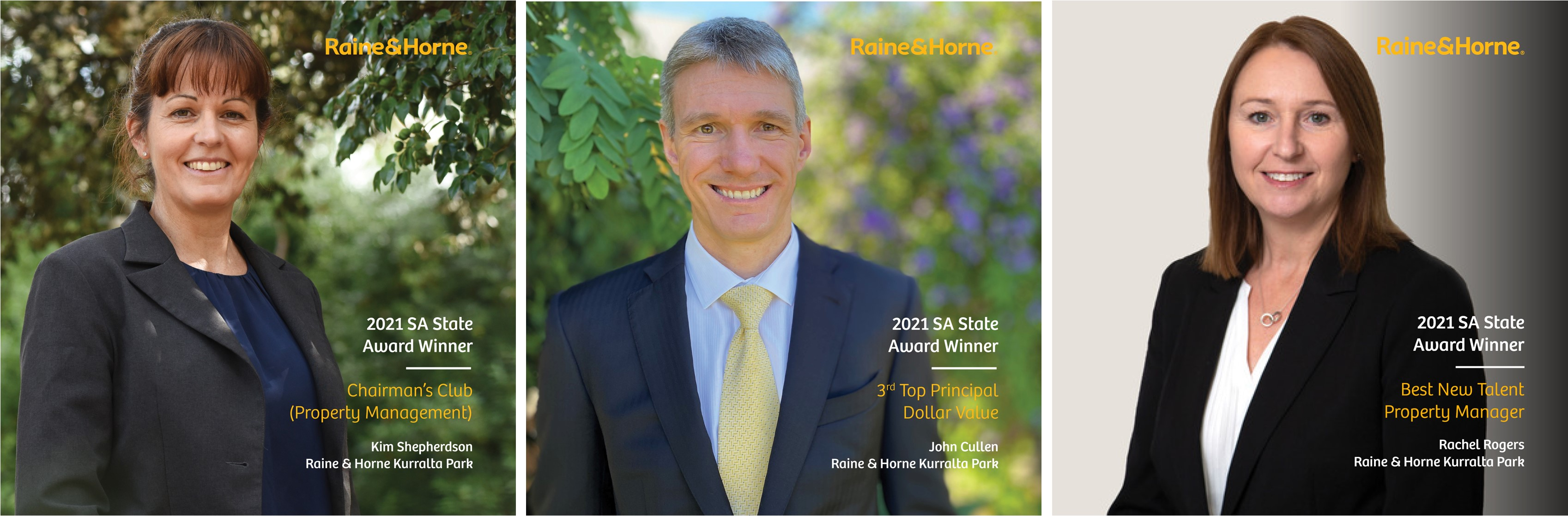 2021 R&H State Awards (SA)