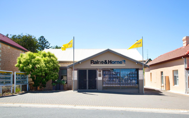 Raine & Horne Port Lincoln Office