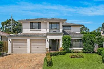 Recently Sold 34 Lowan Place, Kellyville, 2155, New South Wales