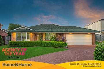 Recently Sold 9 Mimosa Grove, GLENWOOD, 2768, New South Wales