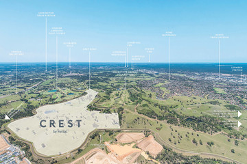 Recently Sold Lot 1211 Crest by Mirvac, GLEDSWOOD HILLS, 2557, New South Wales