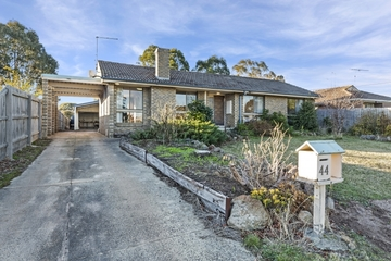 Recently Sold 44 Fersfield Road, GISBORNE, 3437, Victoria