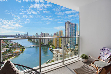 Recently Sold Unit 2505 'Avalon' 4 Wahroonga Place, SURFERS PARADISE, 4217, Queensland