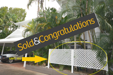 Recently Sold Unit 102 Coral Apartments, 9-11 Blake Street, PORT DOUGLAS, 4877, Queensland
