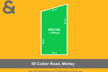 Recently Listed 59 Collier Road, MORLEY, 6062, Western Australia