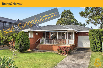 Recently Sold 7 FLINDERS AVENUE, BAULKHAM HILLS, 2153, New South Wales