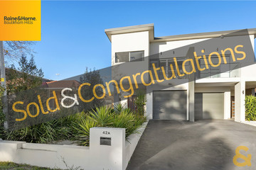 Recently Sold 42A SCOTT STREET, TOONGABBIE, 2146, New South Wales