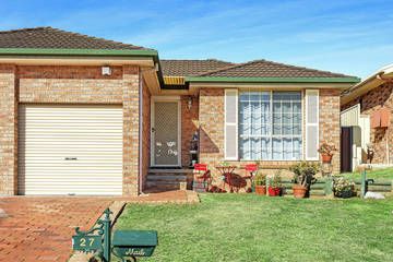 Recently Sold 27 Zappia Place, EDENSOR PARK, 2176, New South Wales