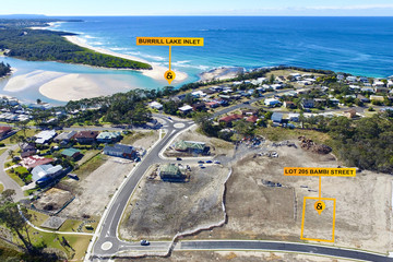 Recently Sold 11 (Lot 205) Bambi Street, DOLPHIN POINT, 2539, New South Wales