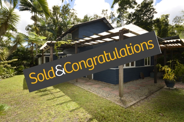 Recently Sold 903 EULUMA CREEK ROAD, JULATTEN, 4871, Queensland
