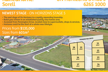 Recently Sold Lot 14 On Horizons (Dubbs and Co Drive), SORELL, 7172, Tasmania