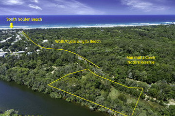 Recently Sold Lot 3 Redgate Road, SOUTH GOLDEN BEACH, 2483, New South Wales