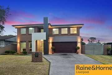 Recently Sold 8 Lucas Avenue, MOOREBANK, 2170, New South Wales