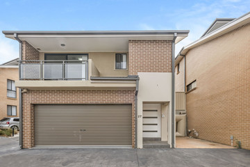 Recently Sold 27/37 SHEDWORTH STREET, MARAYONG, 2148, New South Wales