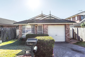 Recently Sold 23 GLOVER AVENUE, QUAKERS HILL, 2763, New South Wales