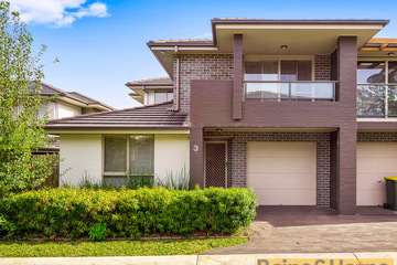 Recently Sold 3/8 Hillview Road, KELLYVILLE, 2155, New South Wales