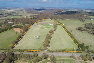 Recently Sold 299 Couangalt Road, GISBORNE SOUTH, 3437, Victoria