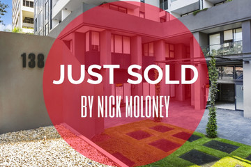 Recently Sold 138 Walker Street, NORTH SYDNEY, 2060, New South Wales