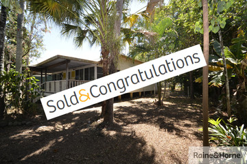 Recently Sold 7 JACK STREET, MOSSMAN, 4873, Queensland