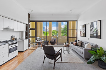 Recently Sold 307/82 Abercrombie Street, CHIPPENDALE, 2008, New South Wales